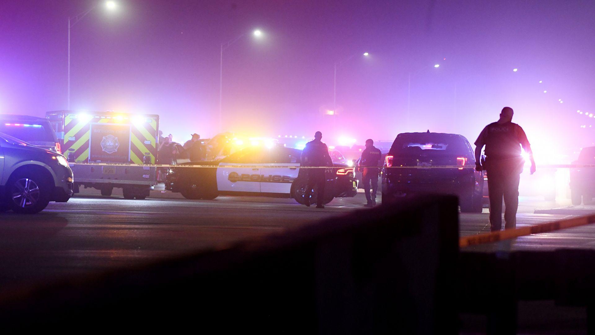 Четирима убити при стрелба в военна база във Флорида, стрелецът е саудитец