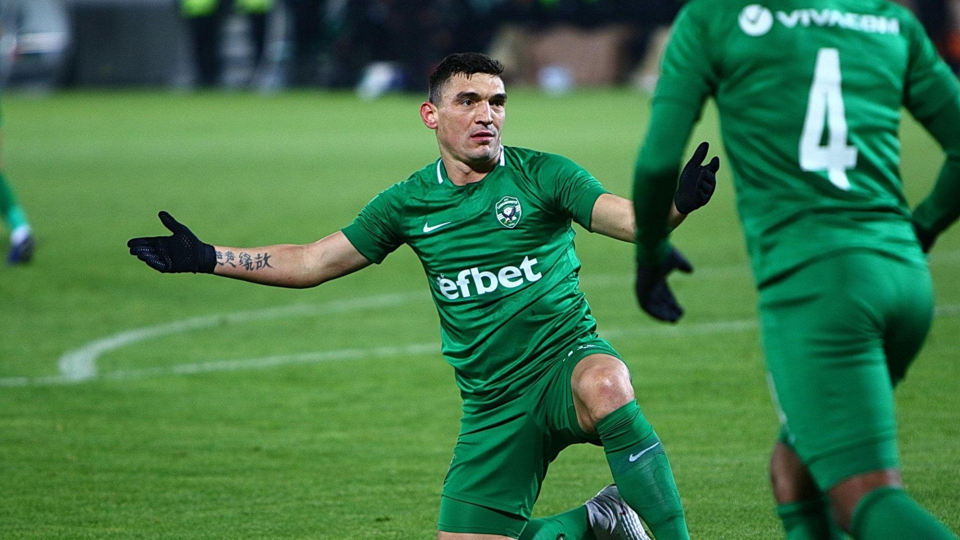 УЕФА даде близо 1 млн. евро на българските отбори, Лудогорец взима най-много