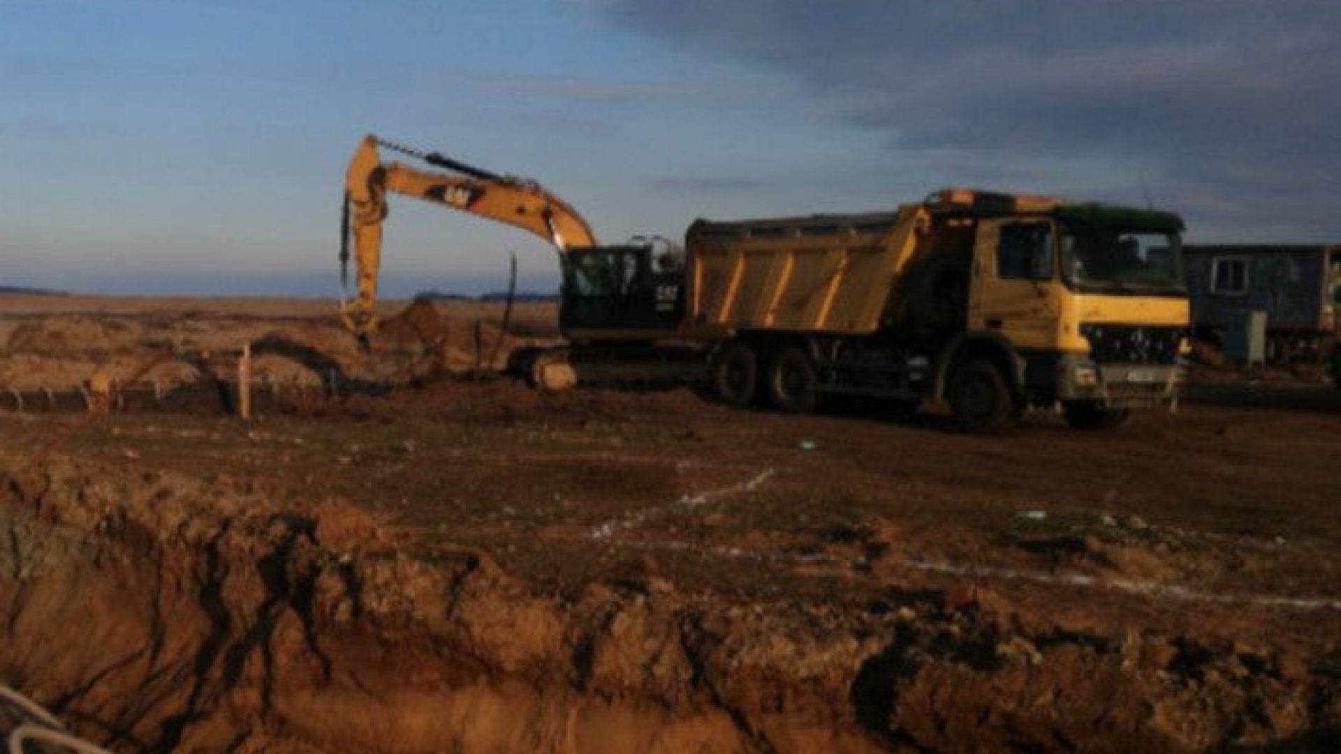 Възражда се проектът за строеж в къмпинг