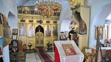 Манастирът в Поморие с чудотворната икона на Св. Георги се нуждае от спешна помощ