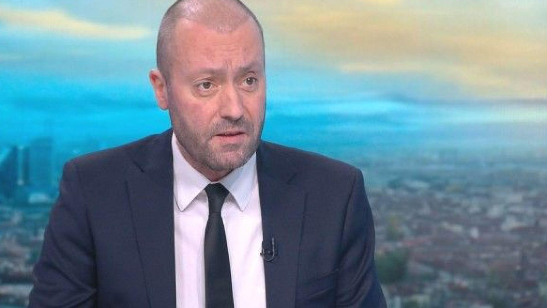 Йордан Цонев е прав, че приемането на партийна субсидия от