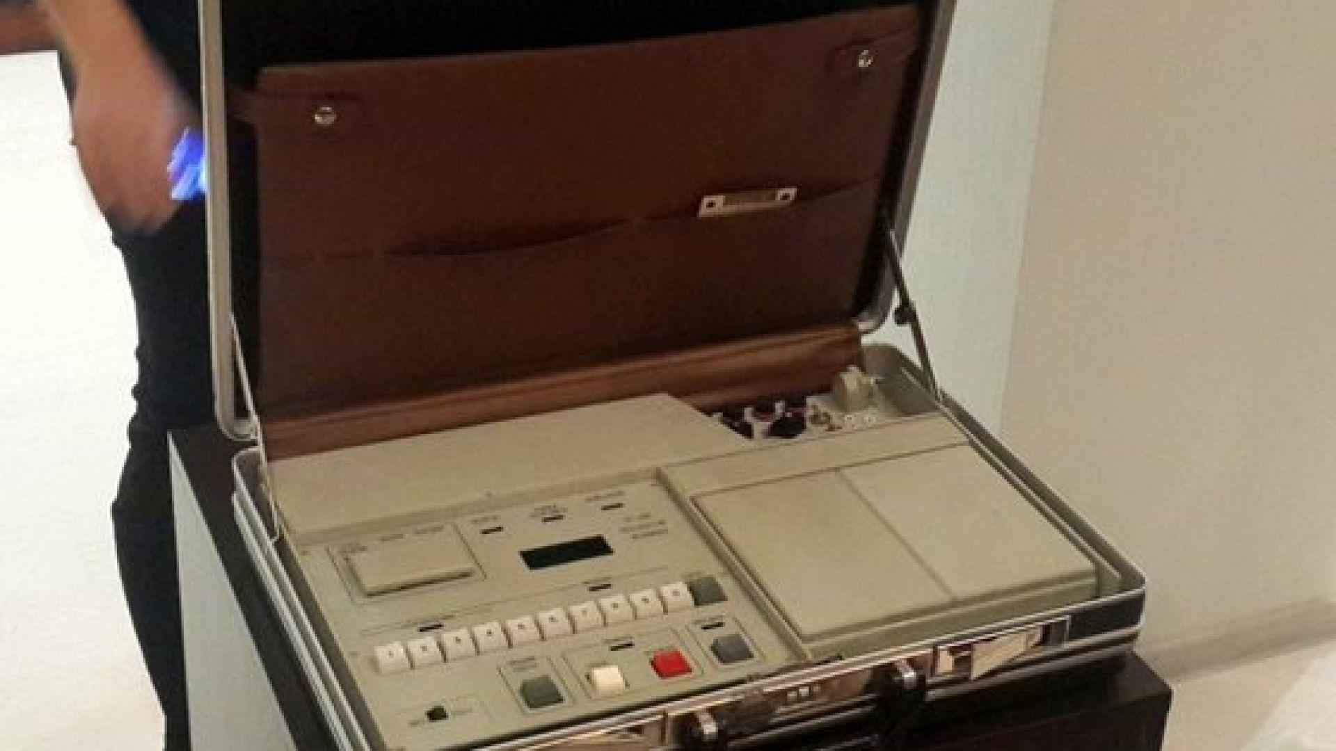 За пръв път показаха руското ядрено куфарче