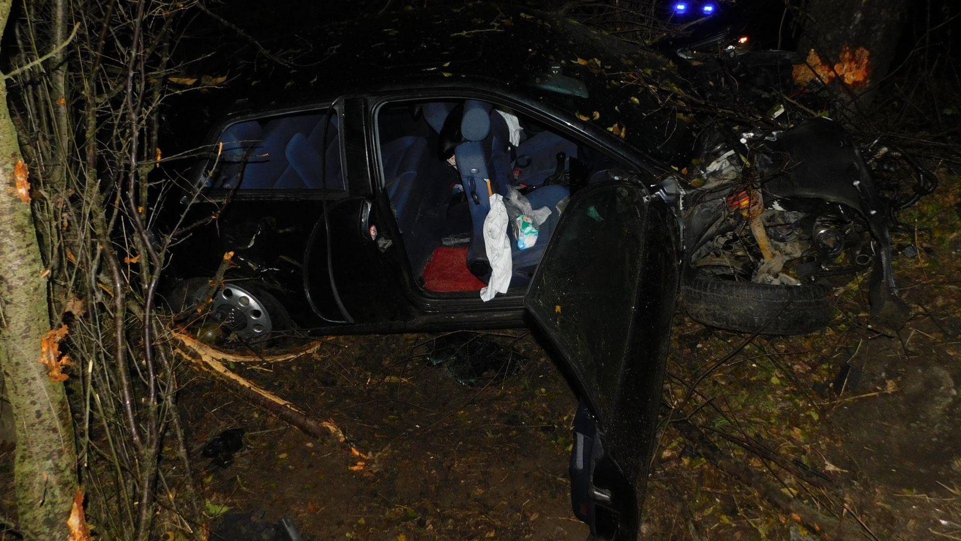 Петима души пострадаха при две тежки катастрофи в Разградско. 22-годишно