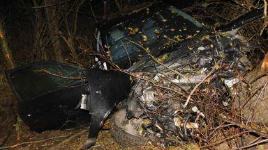 Двама загинаха при челна катастрофа на пътя Девин - Кричим