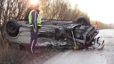 Две млади жени загинаха при сблъсък на пътя Пловдив-Пазарджик