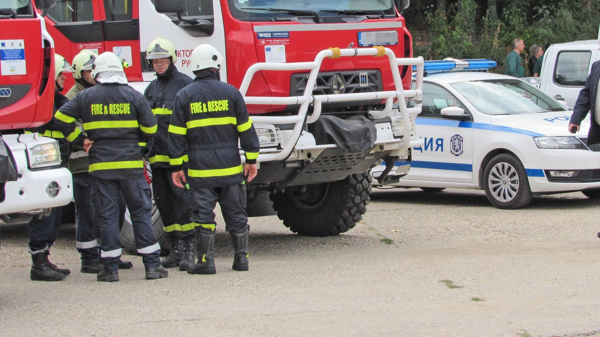 Газова бутилка опустоши цял етаж в Пловдив