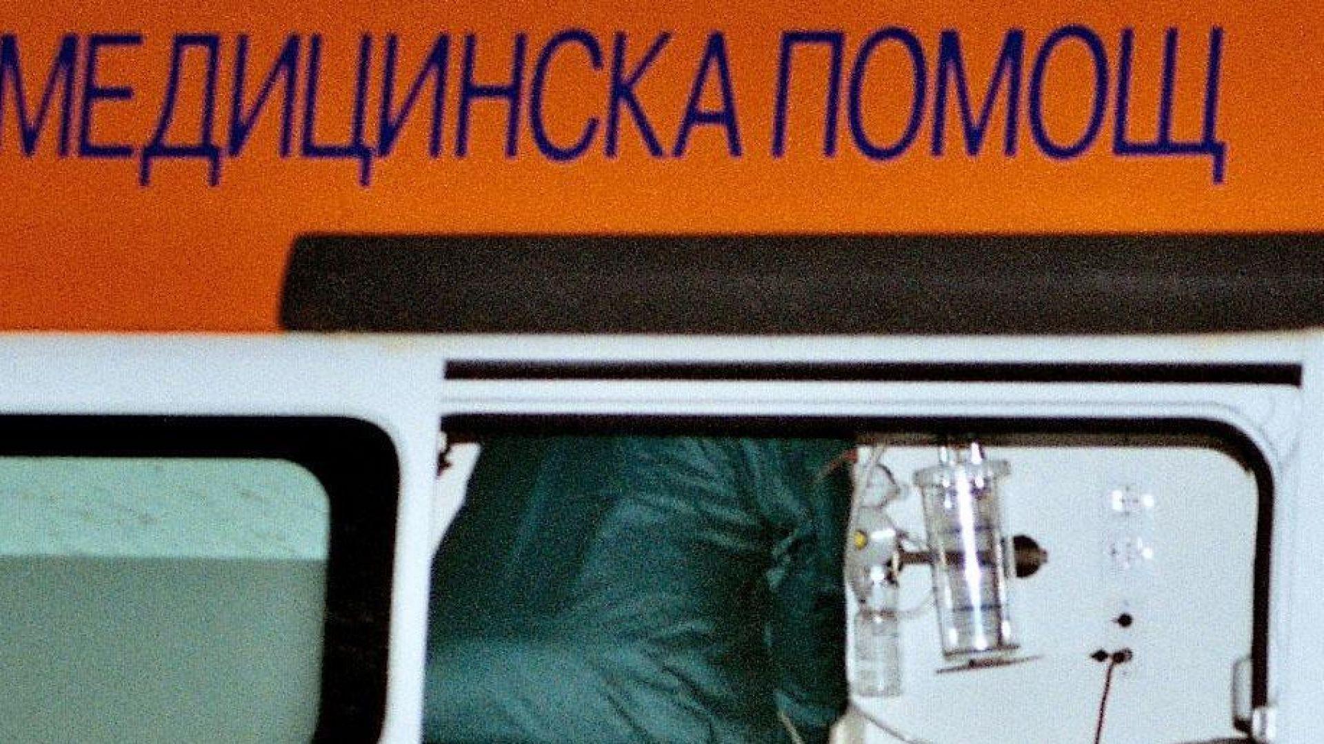 В центъра на София: Неправилно спряла кола блокира за 20 минути линейка с бедстващ пациент