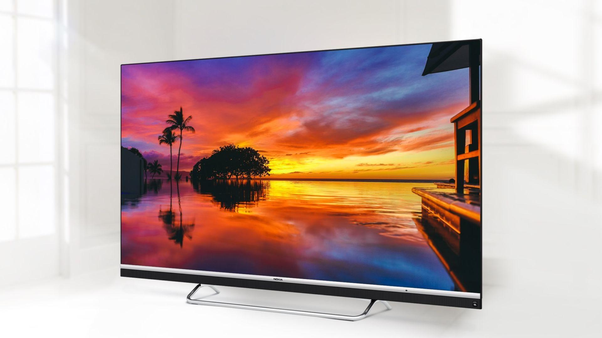 Nokia пуска на пазара първия си телевизор