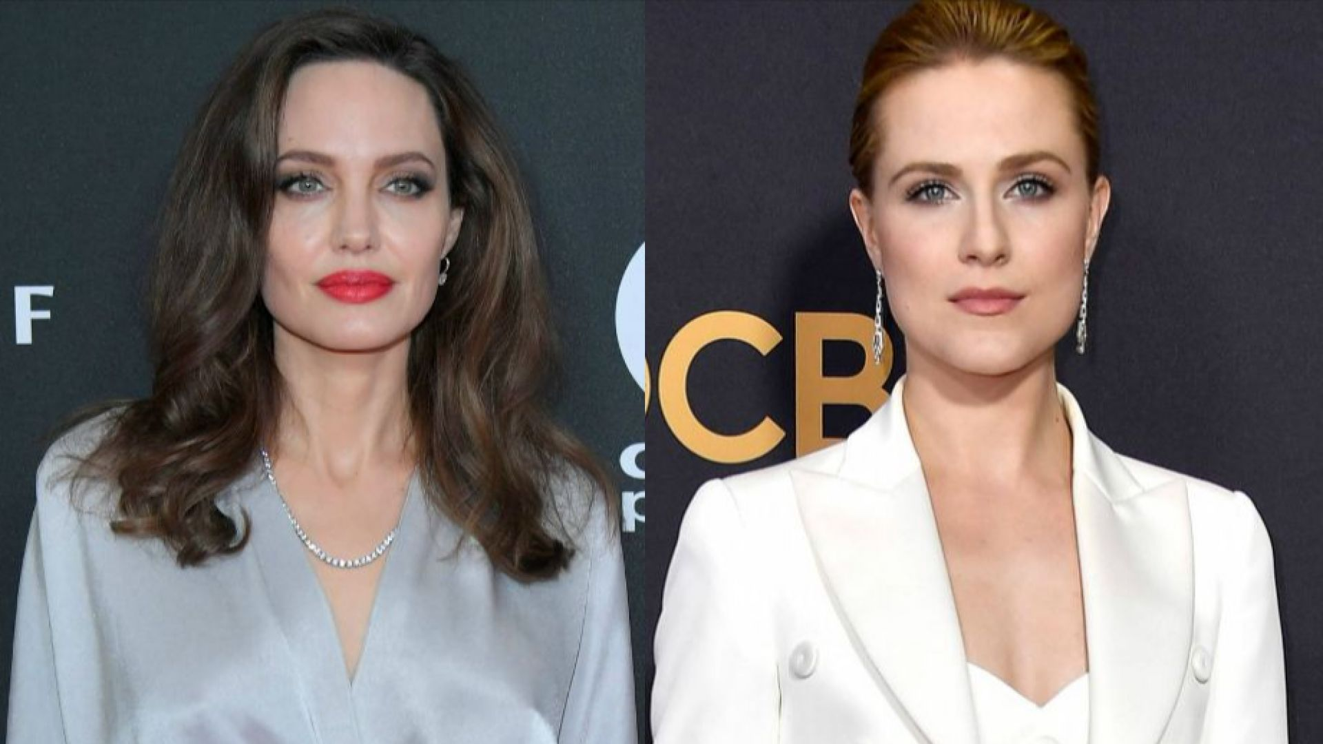 Заедно ли са Анджелина Джоли и Евън Рейчъл Ууд