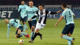 Локомотив се позабавлява с класика в Русе
