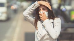 13 станции в страната отчетоха мръсен въздух. Вижте къде