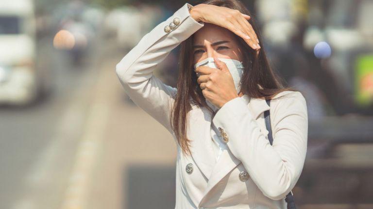 Мръсен въздух в пет квартала в София