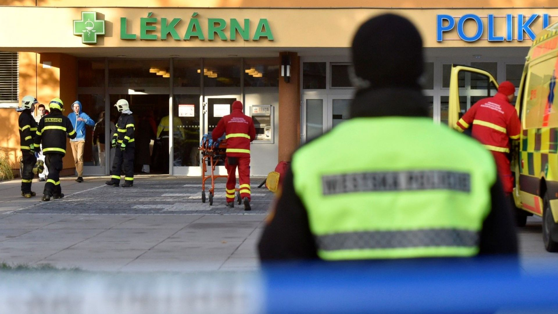 Заподозреният за стрелбата в Острава се е самоубил, съобщи чешката