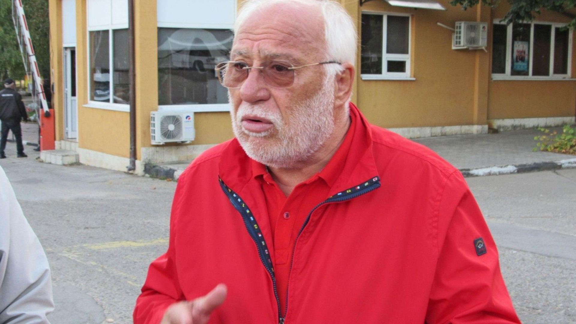 Прокуратурата: Отровили Гебрев заради оръжейна пратка за Украйна
