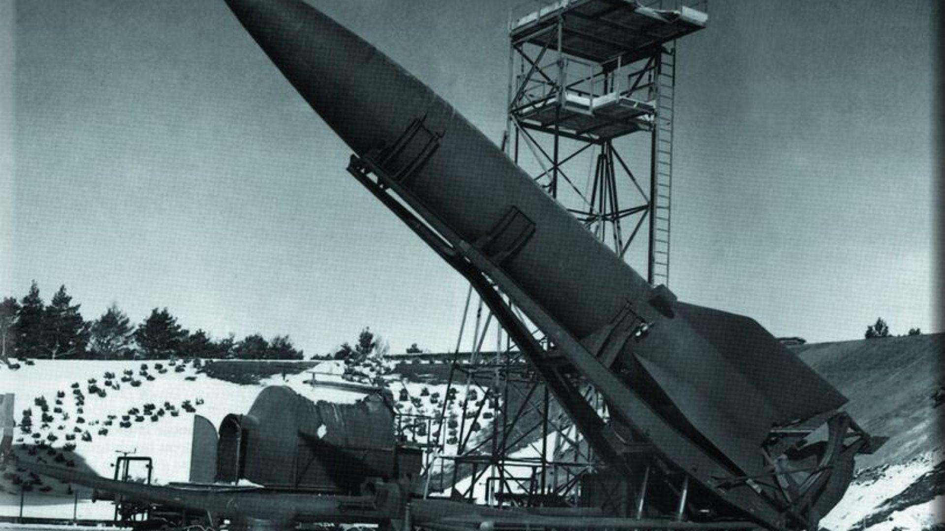 Р-1 е копие на V-2, но следващите разработки сериозно се различават от немската ракета