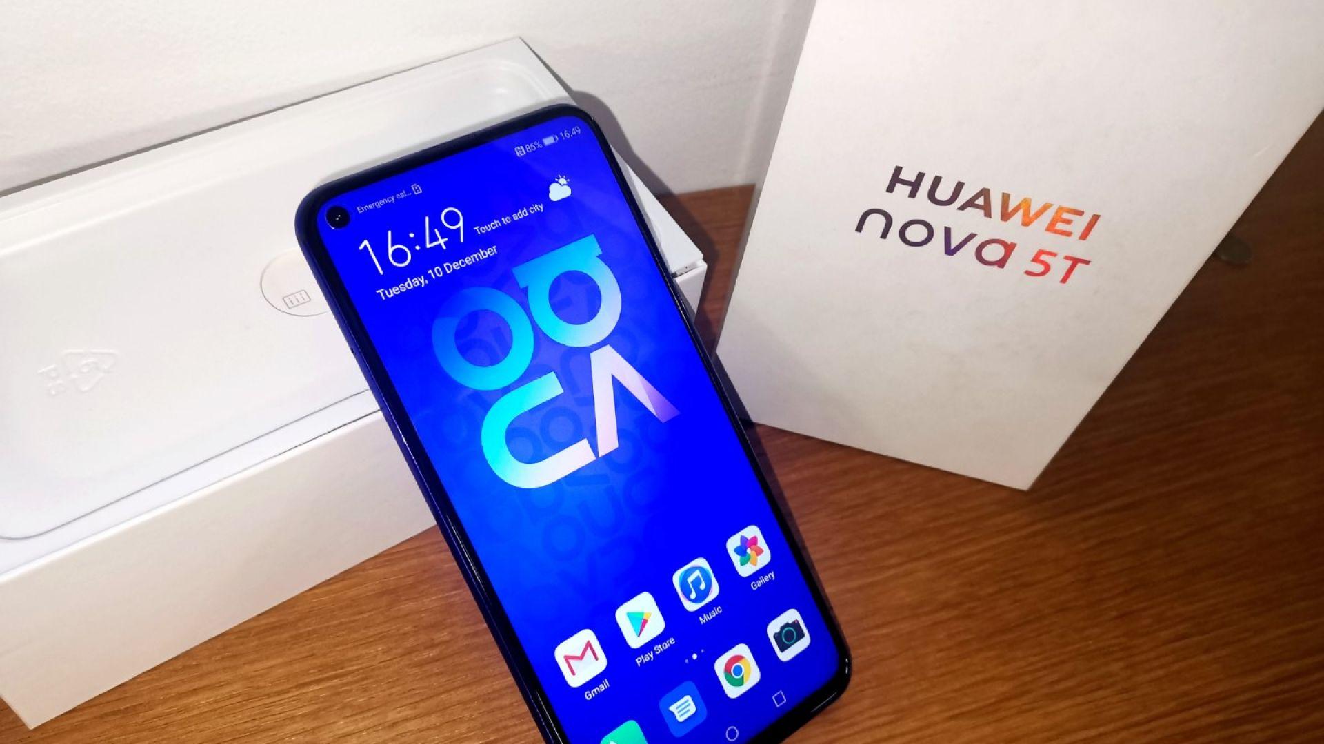 След санкциите: Huawei гони абсолютен рекорд по продажби