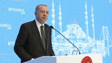 Ердоган: Старото летище на Истанбул става болница за COVID-19