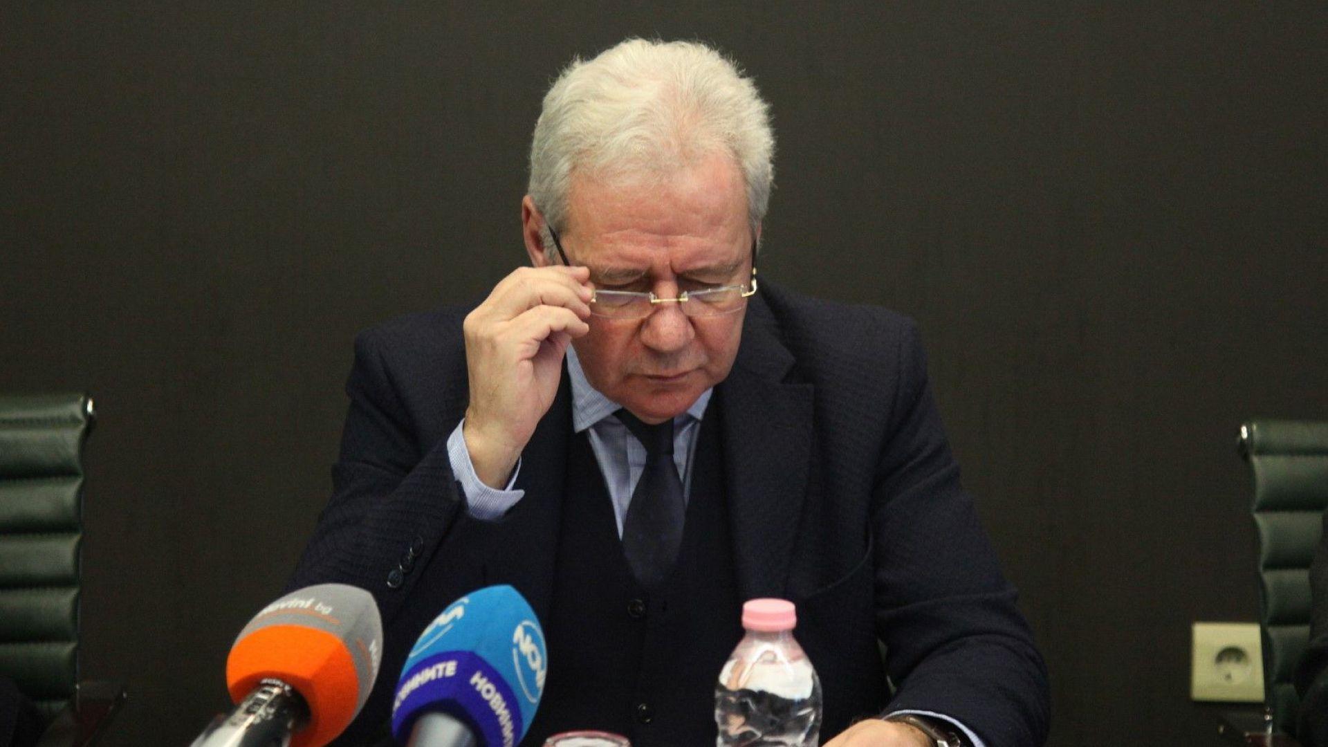 Евгений Иванов, КРИБ: За България политиката на Байдън е по-добра от тази на Тръмп