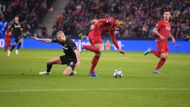 Залцбург, Ливърпул и Наполи в битка за оставане в Шампионска лига (на живо)