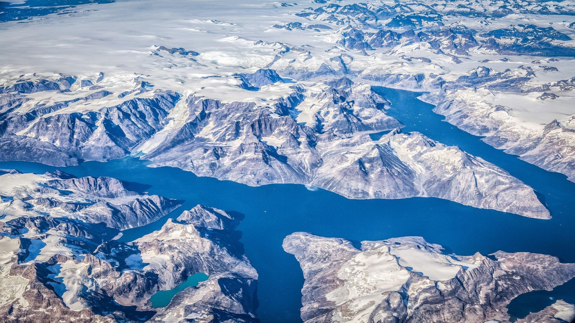 Топенето на леденото покритие на Гренландия е повишило нивото на