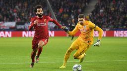 Ливърпул изобщо не се уплаши в Австрия и продължава да защитава титлата