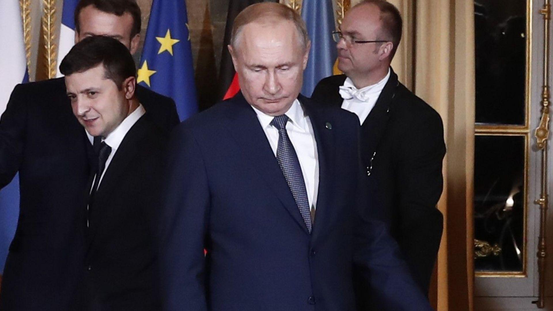 Путин към Зеленски: Да не се изопачава истината за Втората световна война