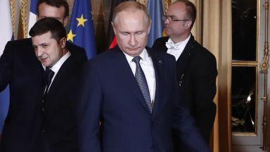 Путин: Русия е готова да запази транзита на газ през Украйна