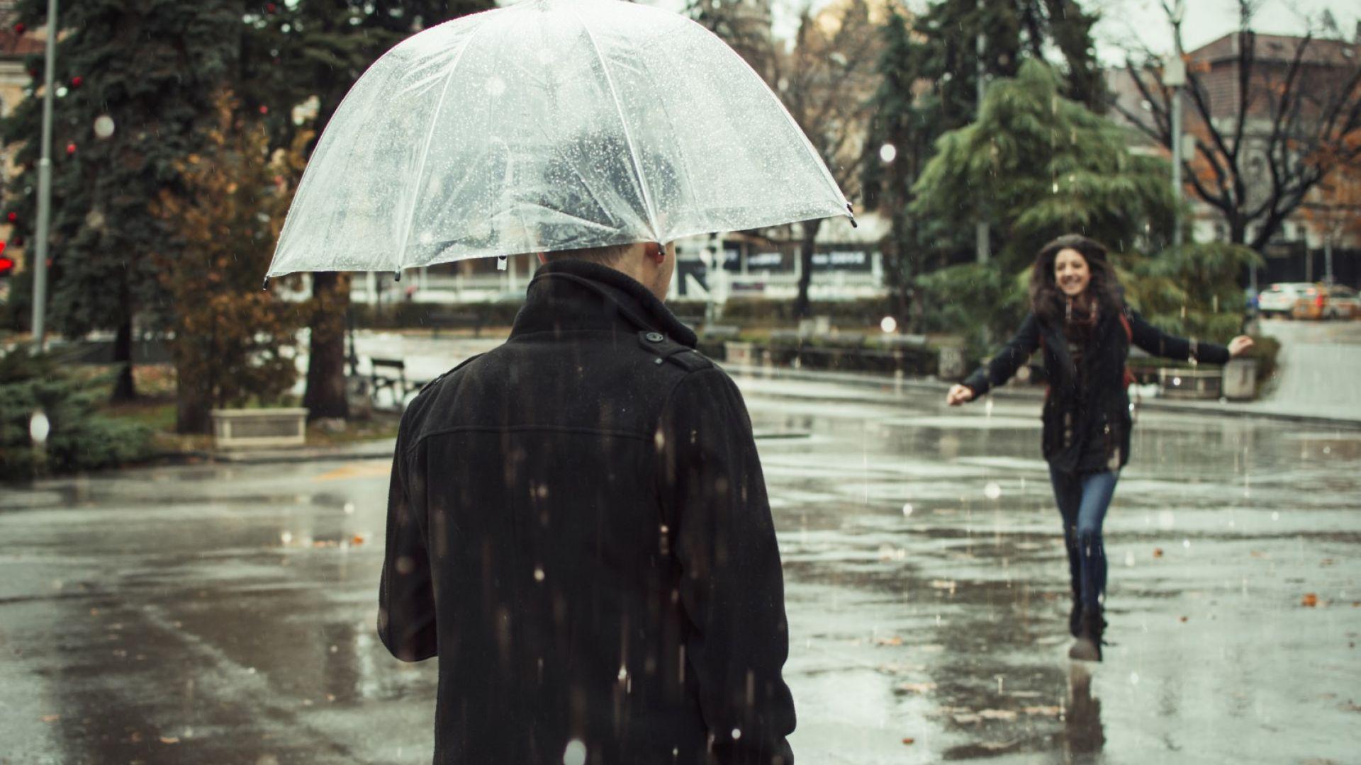 Утре и в неделя ще превали сняг и дъжд, но остава меко за януари