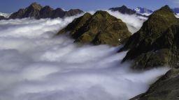 Заради затоплянето снегът в планините се топи все по-рано