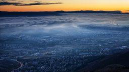 Затопля се, но мъглите няма да изчезнат от раз