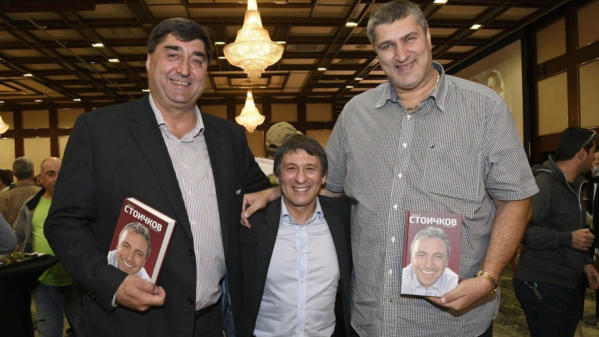 Боре Кьосев се впуска в битката за президент на волейбола