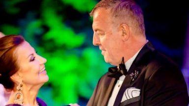 Наско Сираков и Илиана Раева празнуват 36 години брак