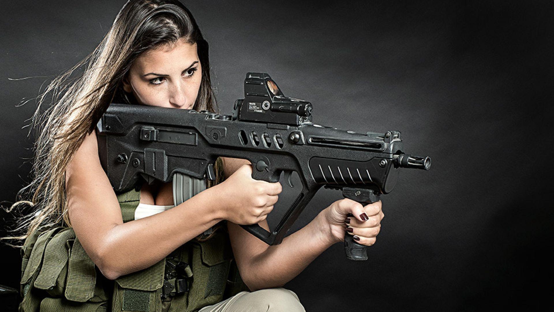 Най-модерният автомат в армията на Израел