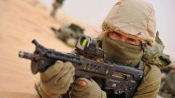 Кои са най-мощните оръжия на Израел (снимки)