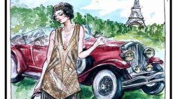 Ретро стилът Art Deco оживява в изложба на студенти от Академията по изкуствата в Пловдив
