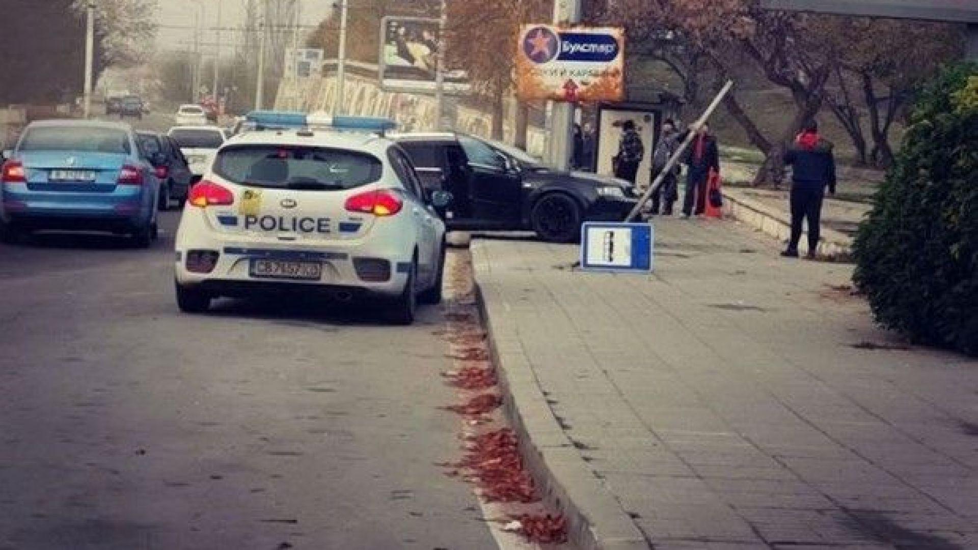 Нова трагедия се размина като по чудо на автобусна спирка във Варна