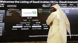 """Акциите на """"Сауди Арамко"""" с 10% ръст при дебюта на фондовата борса"""