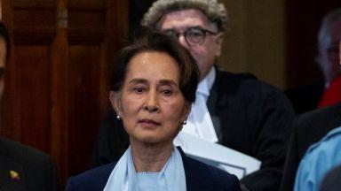 Су Чжи отрича пред Международния съд обвиненията в геноцид срещу рохингите