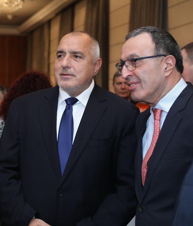 С президента Петър Стоянов