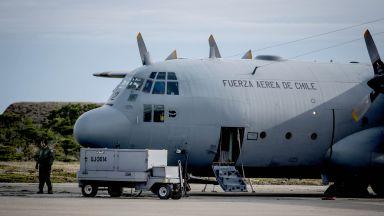 Намериха останки и загинали от разбилия се чилийски самолет