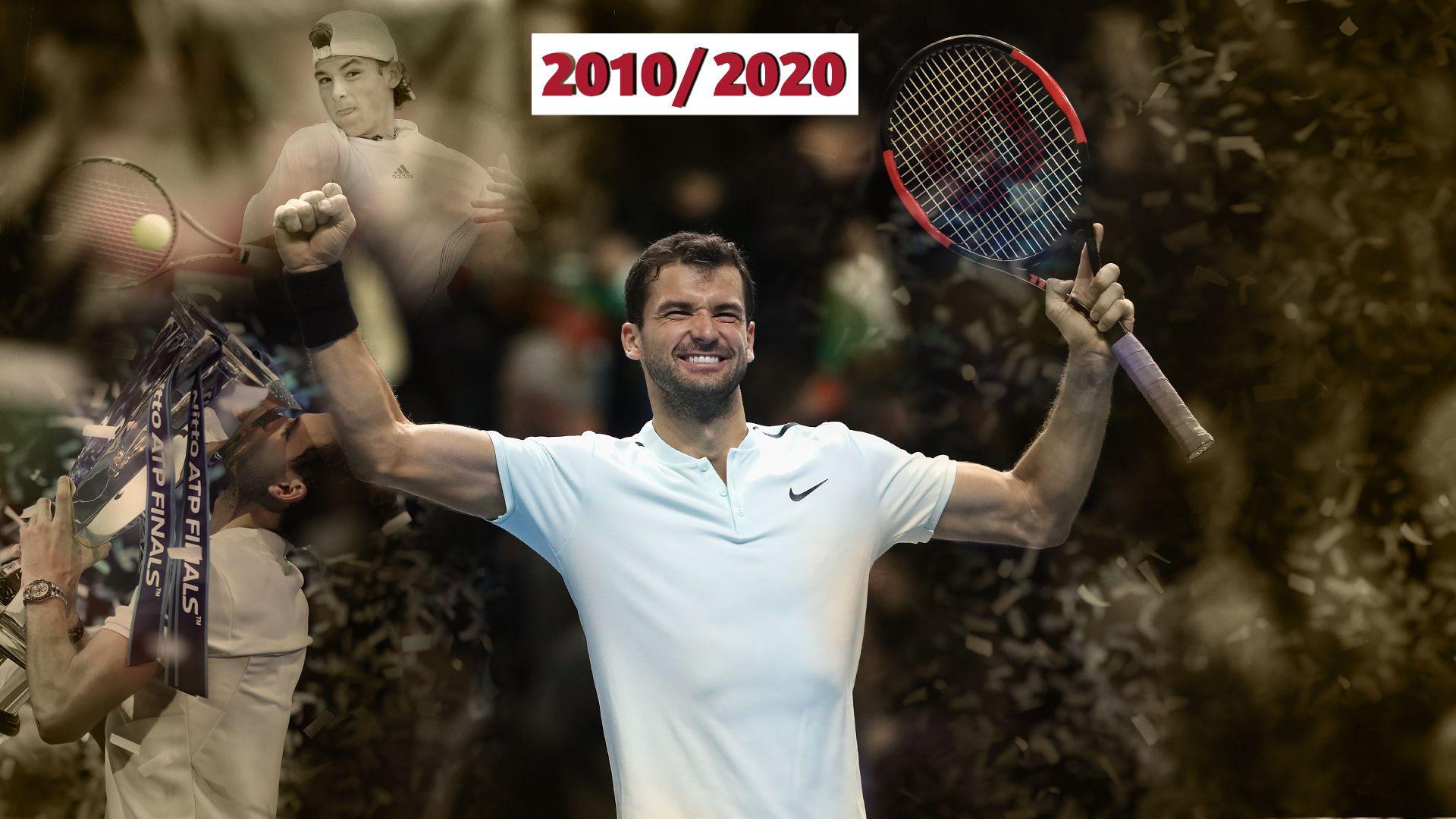 Десетилетието в спорта: Възходът на един български тенисист