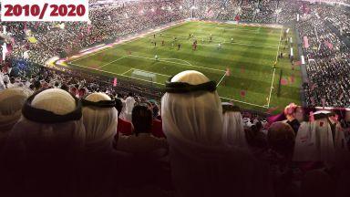 Десетилетието в спорта: Преселението на Изток