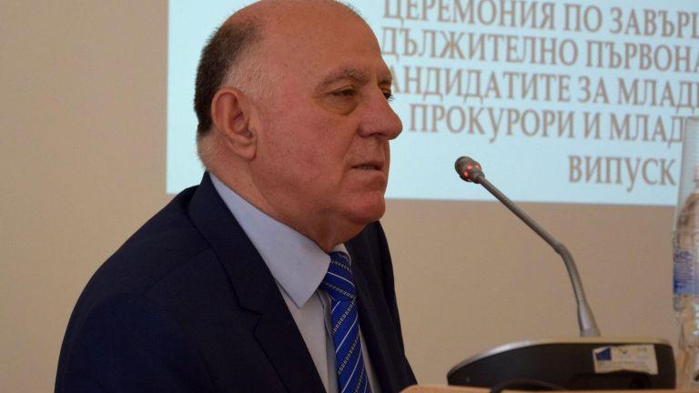 ВСС е получил поверителни данни от САЩ за съдия Андон Миталов
