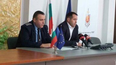 Комисар Венелин Младенов поема КАТ-Пловдив