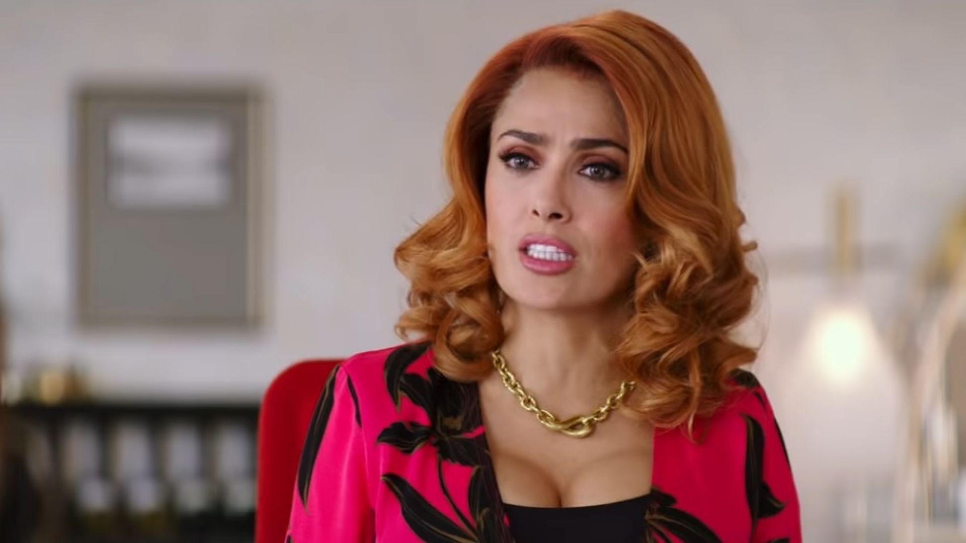 Салма Хайек проговори за печалния си опит с увеличаване на устните