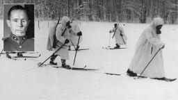 """""""Бялата смърт"""" Симо Хаюха убива със снайпер стотици руснаци през Зимната война (снимки)"""