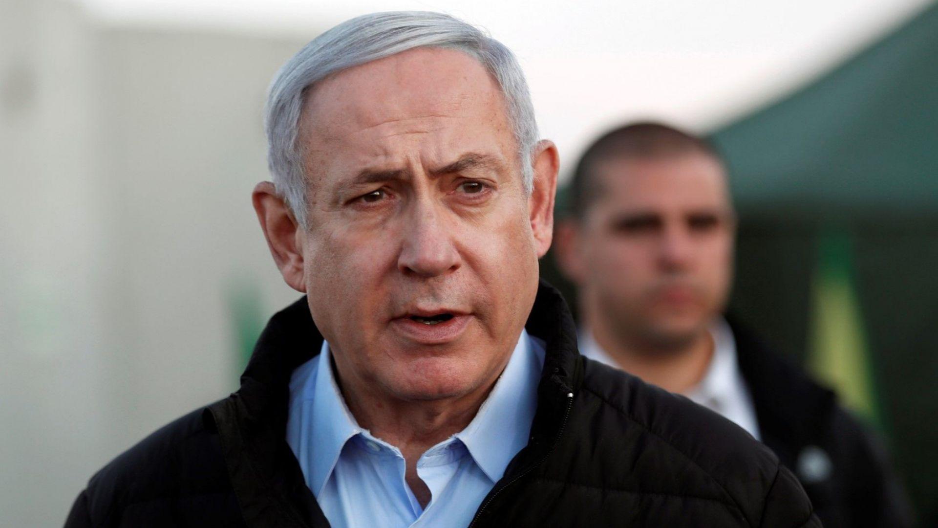 """Нетаняху призова за """"парализиращи санкции"""" срещу Иран след въздушни удари в Сирия"""