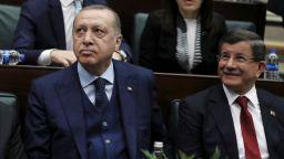 Ахмет Давутоглу: Ердоган ще бъде свален с военен преврат
