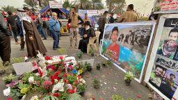 Мъж застреля 4-ма протестиращи в Багдад,  демонстранти го линчуваха