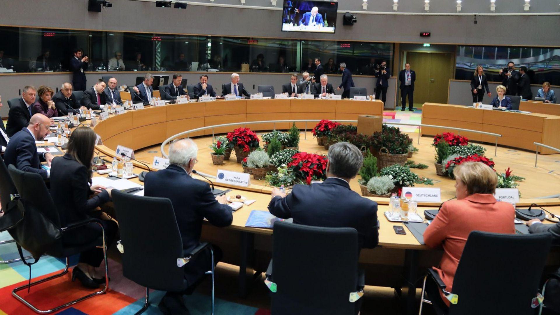 """Външните министри от ЕС приемат евромеханизъм """"Магнитски"""""""